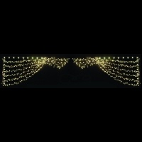 3' x 12' Curtain of Lights