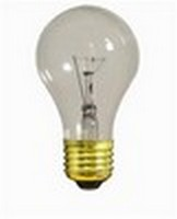A19 (25 W) Party Bulb Clear