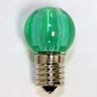 LED G30 Replacement Bulb Green