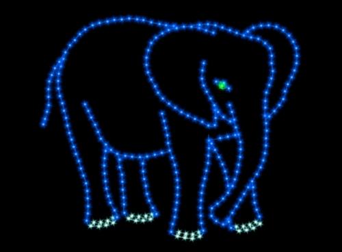 8' Mama Elephant