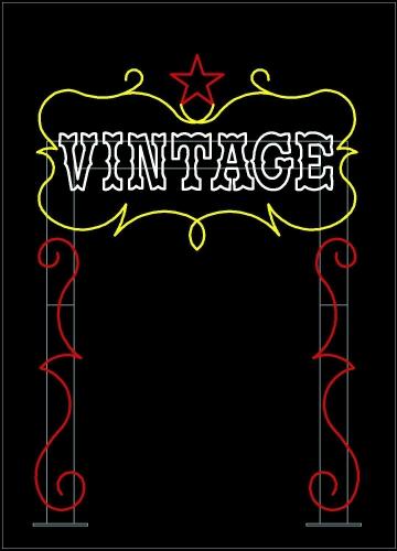 Vintage Custom Arch