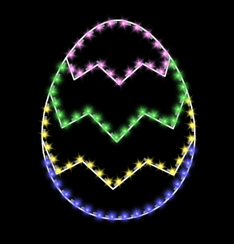 5' Egg #6