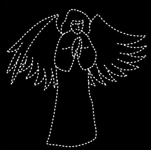 12' Angel Praying