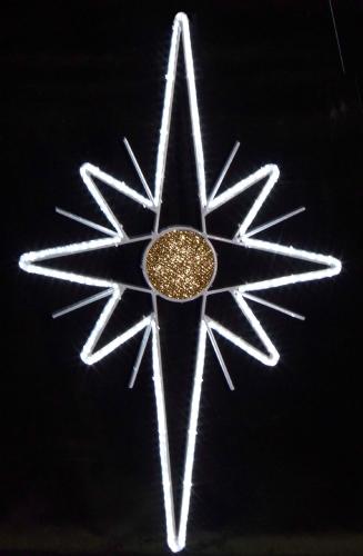 5' Elegant Star of Bethlehem