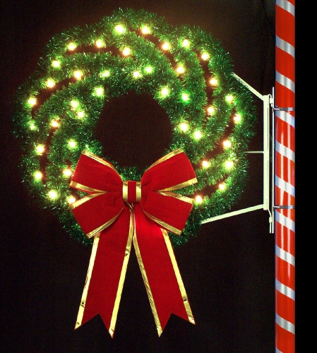 4' Elegant Wreath