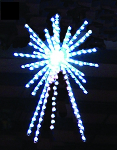 4' 3D LED Royal Starburst