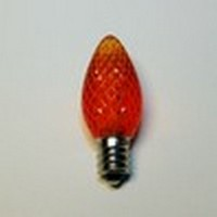 LED C7 Amber Replacement Bulb