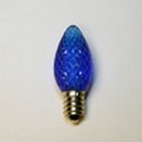 LED C7 Blue Replacement Bulb