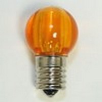 LED G30 Replacement Bulb Amber