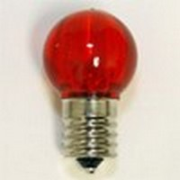 LED G30 Replacement Bulb Red