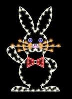 5' Easter Rabbit