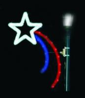 5' Patriotic Star