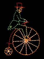 11' Victorian Bicycler
