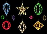 Lighted Ornaments