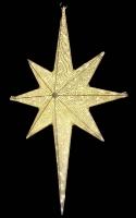8' 3D Moravian Star